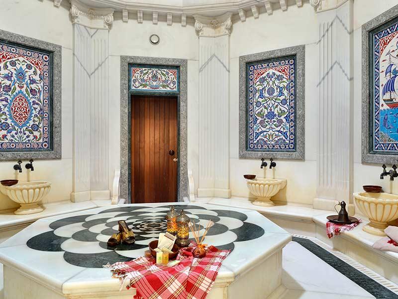 holiday inn hotel istanbul city Türk Hamamı