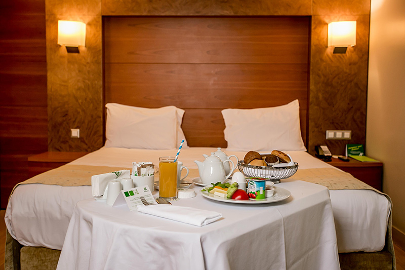 holiday inn hotel istanbul city oda servisi