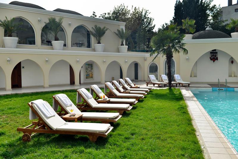 holiday inn hotel istanbul city Havuz