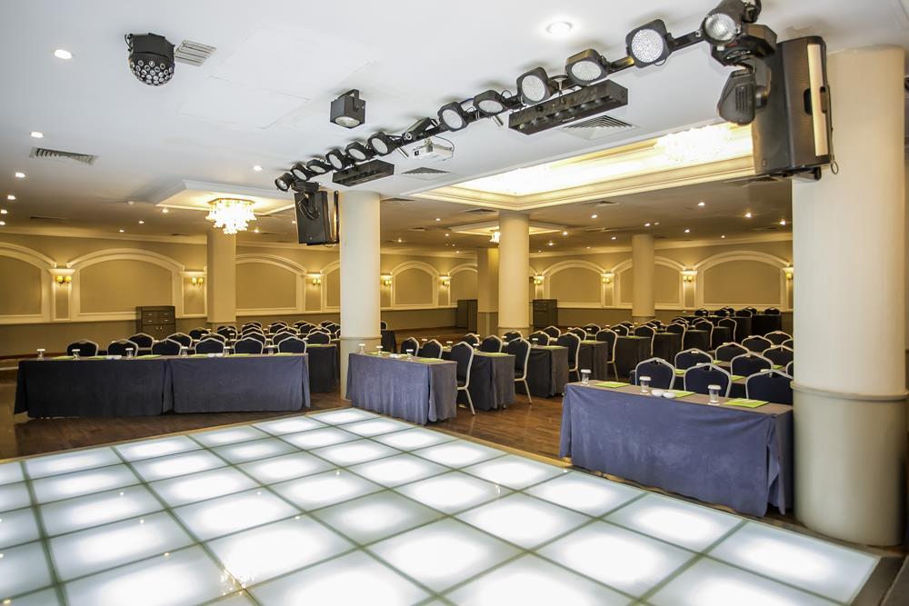 holiday inn hotel istanbul city balo salonu