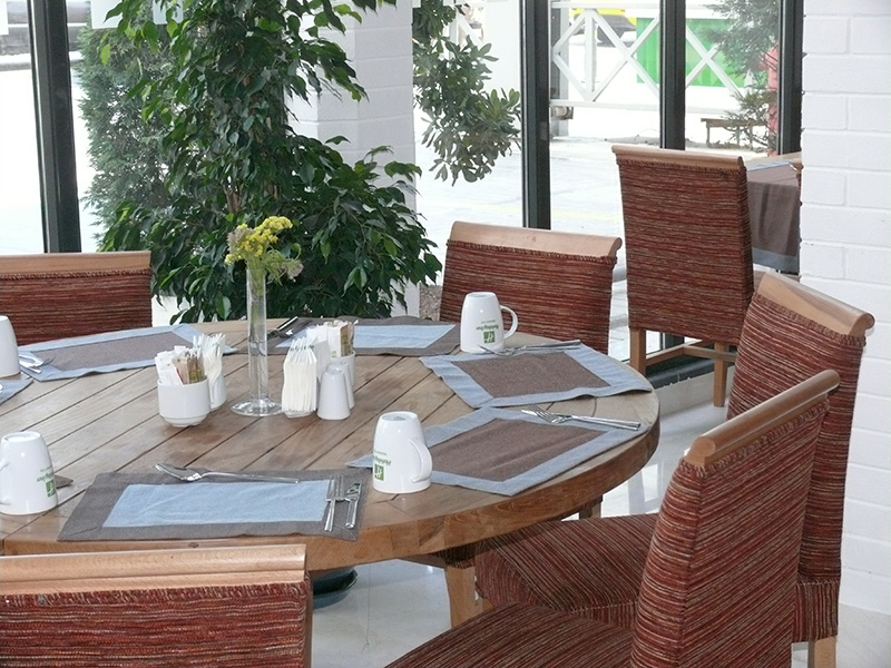 holiday inn hotel istanbul city ana restoran