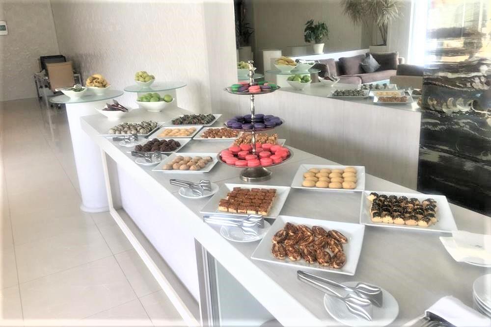holiday inn hotel istanbul city Tea Lounge